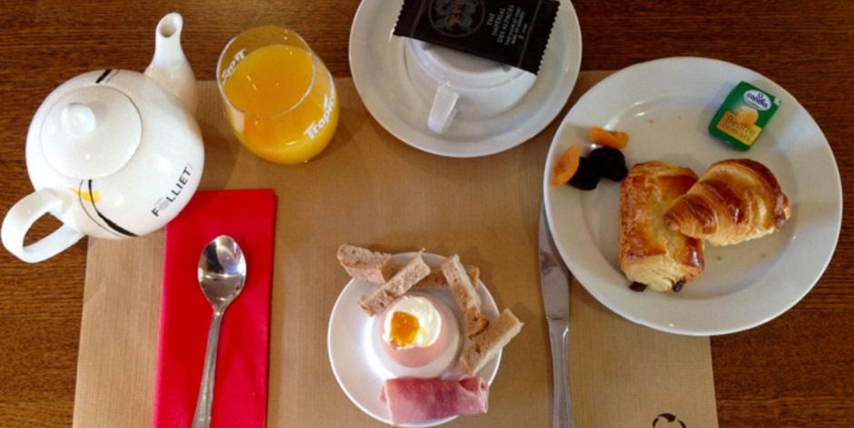 Petit déjeuner buffet - Hôtel