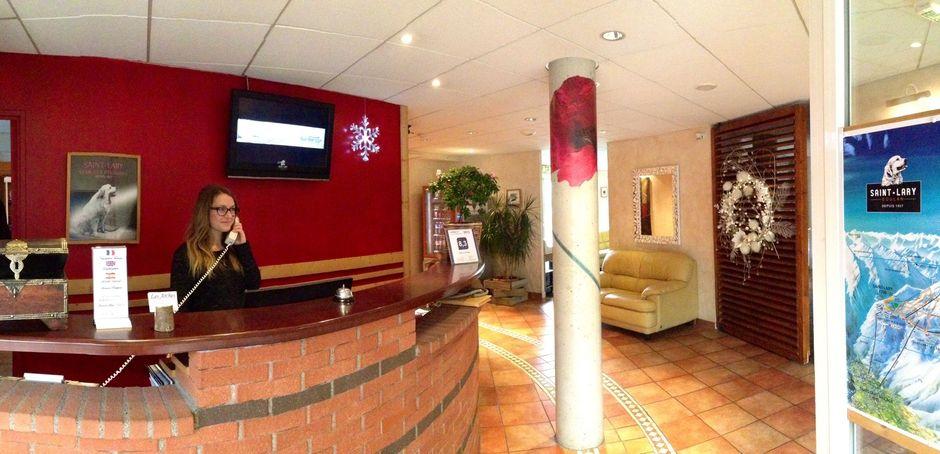 Hotel Demi Pension Saint Lary