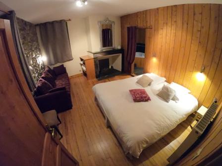 les 2 caleches chambre chalet prestige ancizan saint lary maison luxe vacances montagne famille hautes pyrénées